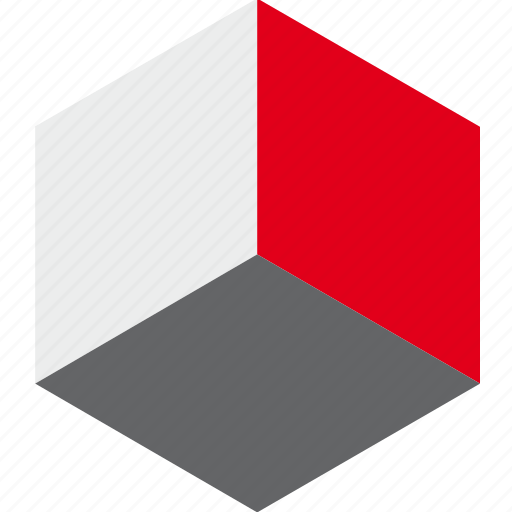 box, cube, design, element, game, shape icon