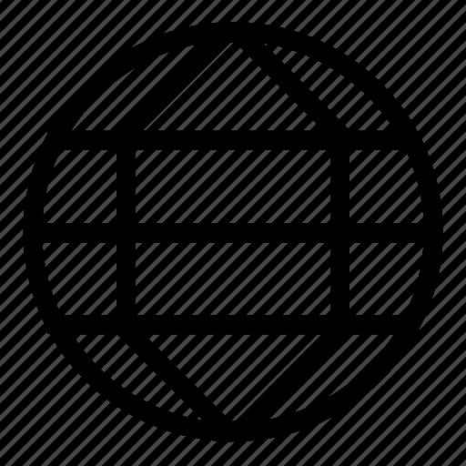 earth, globe, international, world icon
