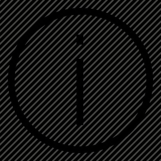 help, i, info, more info, service icon