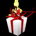 christmas, giftbox, present