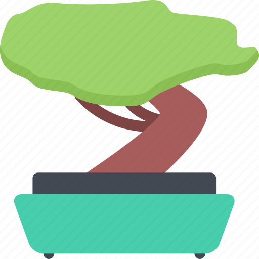 bonsai, country, culture, history, people, tradition icon