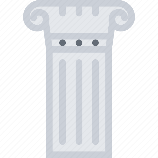column, country, culture, history, people, tradition icon