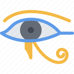 country, culture, eye, history, people, tradition icon