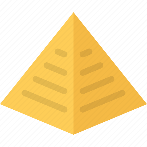 country, culture, history, people, pyramid, tradition icon