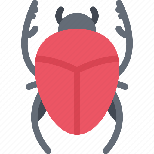 country, culture, history, people, scarab, tradition icon