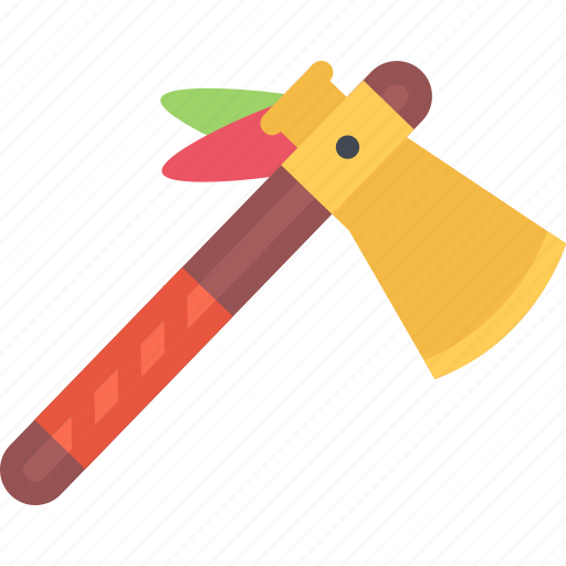 country, culture, history, people, tomahawk, tradition icon