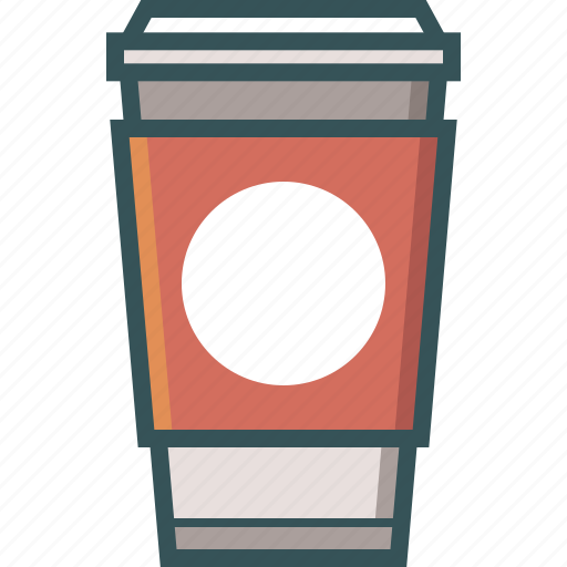 coffee, coffee cup, cup, hot, starbucks icon