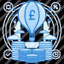 british, currencies, finance, launch, pound