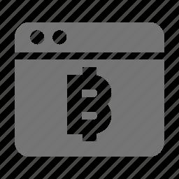 application, bitcoin, windows icon