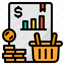 Business Finance Financial Money Report Icon