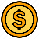 dollar, money, finance, currency, coin, payment, financial