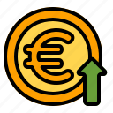euro, money, finance, currency, payment, profit, income