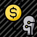 idea, dollar, money, business, currency