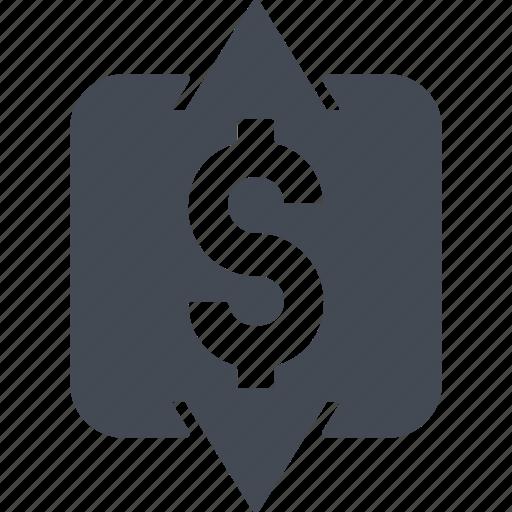 currency, currency turnover, currencyexchange, curreney exchange, exchange icon