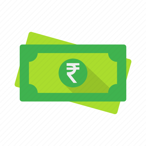 Cash, coin, currency, indian, money, price, rupee icon  Cash, coin, cur...