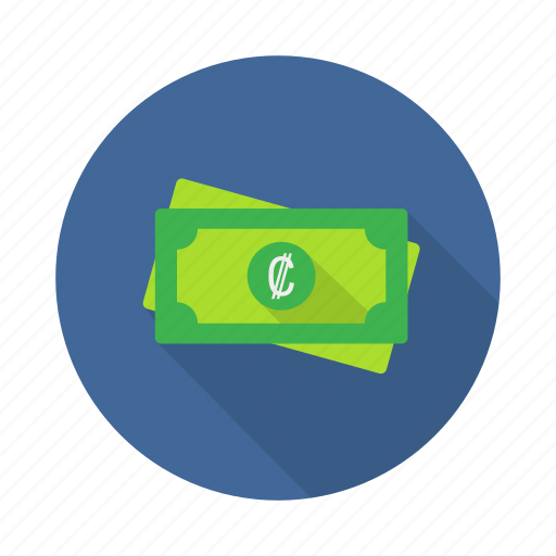 coin, colon, costa, currency, money, price, rica icon