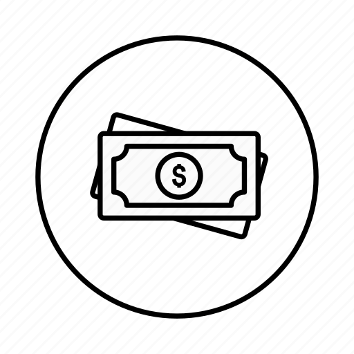 cash, coin, currency, dollar, money, price icon