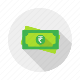 cash, coin, currency, indian, money, price, rupee icon
