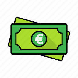 cash, coin, currency, euro, money, price icon