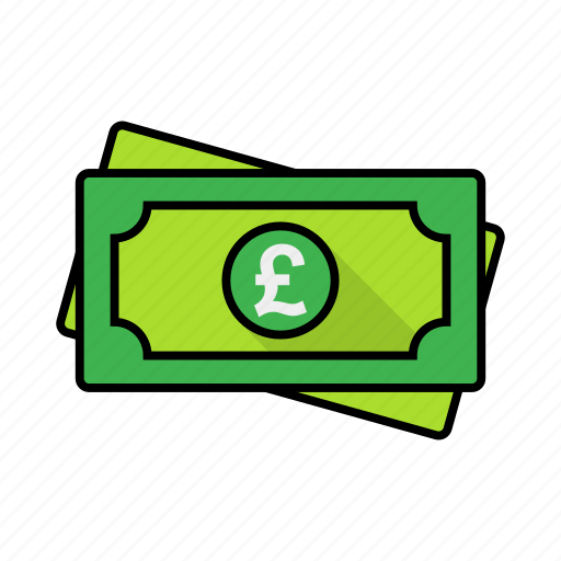 cash, coin, currency, money, pound, price icon