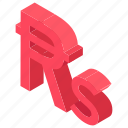 currency sign, currency symbol, mauritius money, mauritius rupee, rupee icon