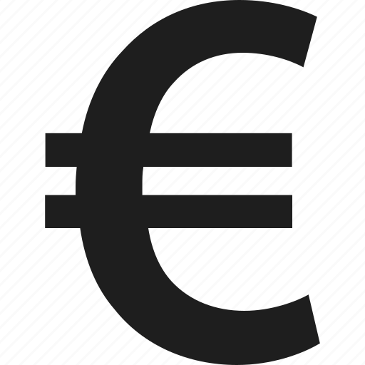 currency, currency symbol, eu, euro, european union, money icon