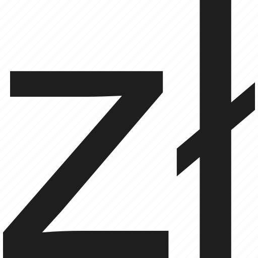 currency, currency symbol, money, poland, zloty icon