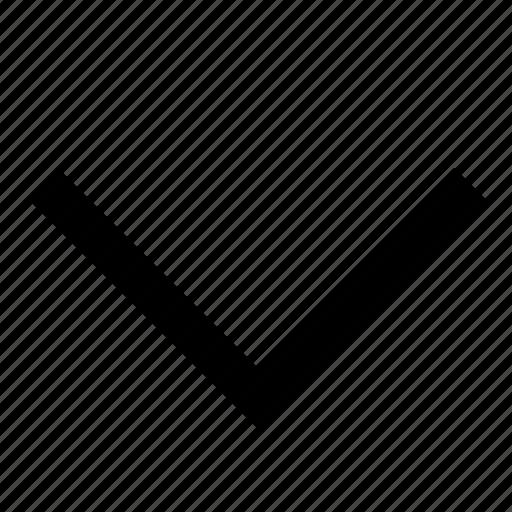 Bottom, chevron, down, download, dropdown, save icon - Download on Iconfinder