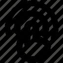 arrow, arrows, click, cursor, finger, hand, press icon