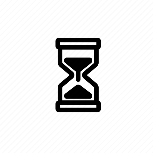 cursor, hourglass, load, sand, time, timer, wait icon