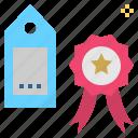 brand, ce, quality, reward, standard icon