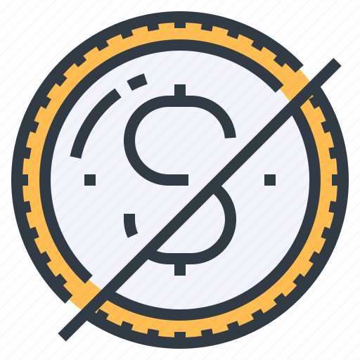 budget, cut, discout, money, save icon