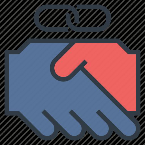 cofounder, deal, handshake, partner, partnership icon