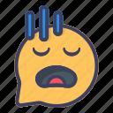 sad, review, feedback, emoticon, emoji, face