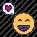 customer, loyal, love, product, heart, favorite, like