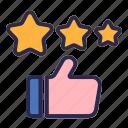 like, product, star, favorite, love, award