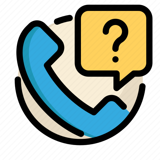 call, communications, customer, information, phone, service icon