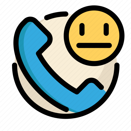 communications, customer, information, phone, rate, service, smile icon