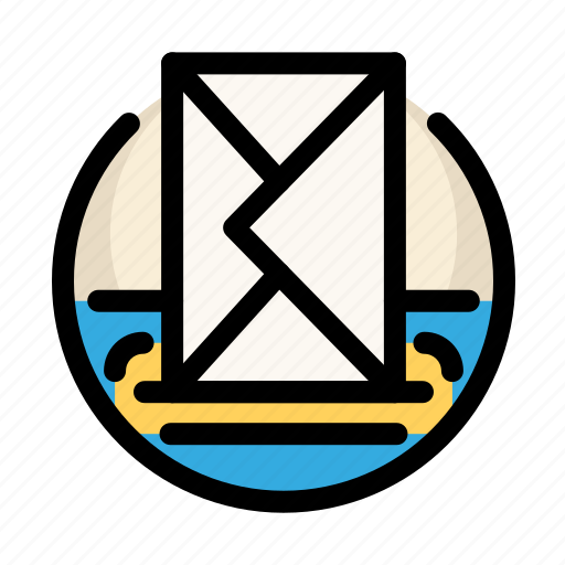 communications, customer, information, mail, mailbox, post, service icon