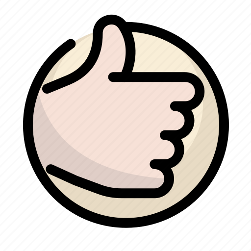 communications, customer, hand, information, like, service icon