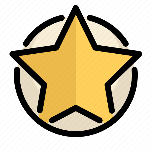 communications, customer, favorite, information, service, star icon