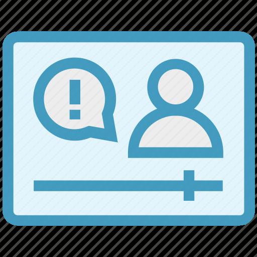 customer service, help, service, support, talk, user icon