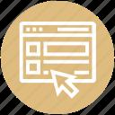 click, customer feedback, customer response, service, site evaluation, support, website