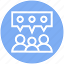 consultant, customer, customer service, customer support, information, support, users icon