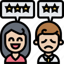 scoring, rating, satisfaction, review, customer