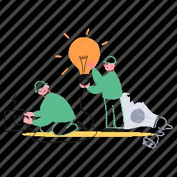 service, help, change, team, support, repair, bulb, light, plug, connect, fix, customer, broken