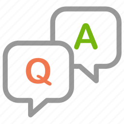 answer, customer, faq, help, question, service, support icon