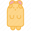 animals, baby, bear, cute, stuff, teddy, toys icon