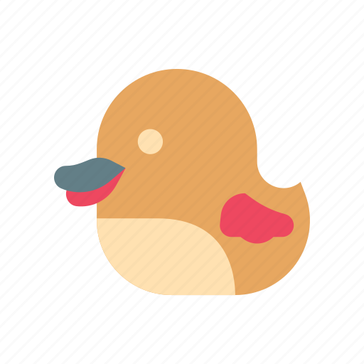 baby, bath, duck, game, play, rubber duck, toy icon