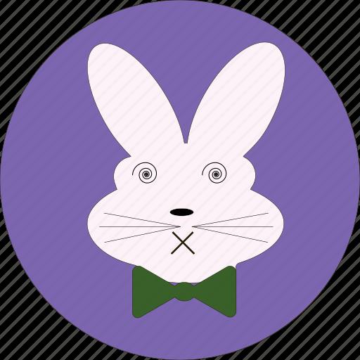 bunny, cartoon, cute, easter, rabbit, rabbit icon, rabbit symbol icon